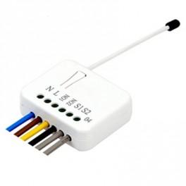 Interruptor de pared Dual relé TZ04