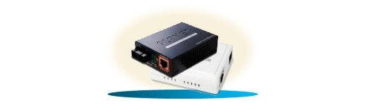Standar Fast Ethernet Media Converter