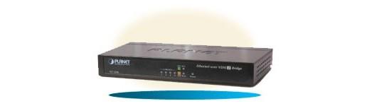 Ethernet sobre cable de teléfono