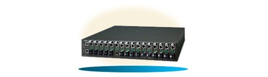 Managed Media Converter Chassis