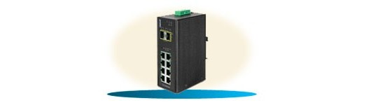 DIN-Rail Gigabit Ethernet