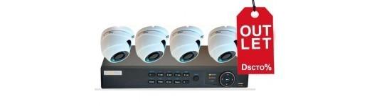 Ofertas Kit de video vigilancia