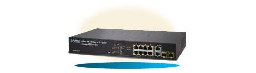 Managed 802.3af PoE Switch