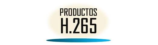 Productos H.265